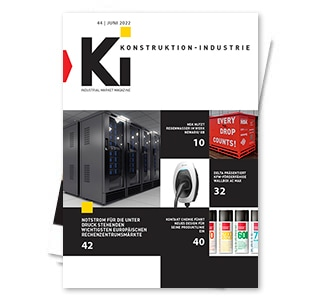 Last Issue Konstruktion Industrie